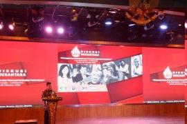 Jusuf Kalla minta generasi muda pikirannya jangan simbolis