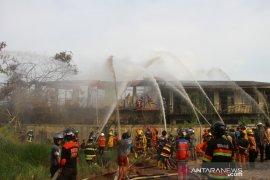 Kebakaran Berdekatan Dengan ULM