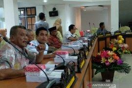 Tegakan disiplin legislator desak percepat pembahasan Tatib DPRD Palu