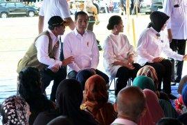 Presiden instruksikan Menteri PUPR segera tangani jembatan Waikaka