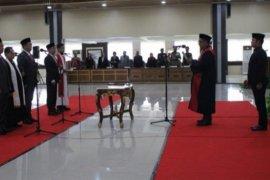 Jumadi jadi Ketua DPRD Kabupaten Sanggau 2019 - 2024