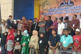 Program Aceh Hebat, relawan Irwandi-Nova siap kawal