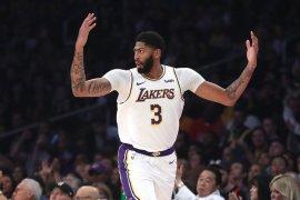 Davis merajalela saat Lakers campakkan Grizzlies