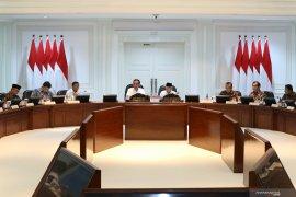 Presiden Jokowi  ingatkan ancaman resesi ekonomi tahun depan