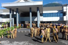TAPD Kota Ternate bahas rencana  kenaikan TTP bagi PNS