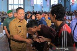 Wali Kota Tangerang harapkan pembentukan 1.000 kampung pemuda segera terwujud