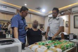 Puluhan kilogram sabu ditemukan di mal