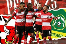 Liga 1: Kalteng Putra vs Madura United, Rasiman andalkan Beto-Andik