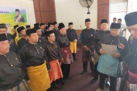 Dato' Seri H Syamsul Arifin lantik pengurus MABMI Asahan