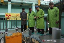 Kota Bandung kini memiliki destinasi wisata nuklir