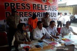 Polisi DIY tangkap pelaku penambangan tanah secara ilegal