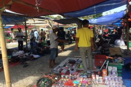 Disperindag Sleman relokasi pedagang unggas dan klitikan di Pasar Godean