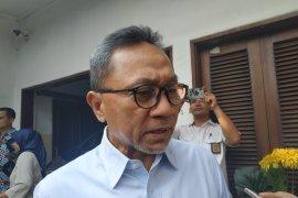 Zulkifli Hasan akui belum tahu ada surat panggilan dari KPK
