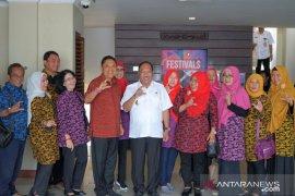 Kota Cilegon belajar program kota layak anak ke Denpasar