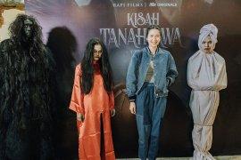 """Pengalaman Laura Basuki akting dengan genderuwo di """"Kisah Tanah Jawa : Merapi"""""""