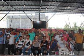 Polres Lhokseumawe eratkan silaturahmi dan kemitraan bersama wartawan