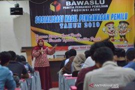 Bawaslu Aceh menggandeng mahasiswa sebagai kader pengawasan pemilu