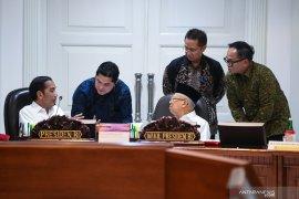 Jokowi tandatangani Perpres 67/2019 Penataan Tugas-Fungsi Kementerian