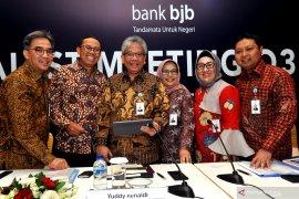 Triwulan III 2019, aset Bank BJB meningkat 8,3 persen