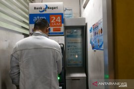 Bank Nagari sediakan sebanyak 80 unit mesin ATM di Padang