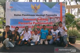 Pegiat Kampung Tematik Kota Tangerang ikuti Bakti Bangsa