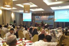 Pemkot Mataram menggelar sosialisasi saber pungli