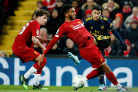 Liverpool ancam mundur dari Piala Liga Inggris jika jadwal tak diperbaiki