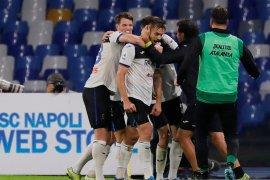 Atalanta bermain imbang di kandang Napoli