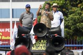 KSPI: Jangan sampai ada kekerasan pada buruh dalam aksi menolak Omnibus Law