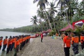Personel Basarnas Ternate jalani pelatihan