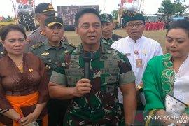 KSAD: Kapolri terpilih eratkan hubungan TNI dan Polri
