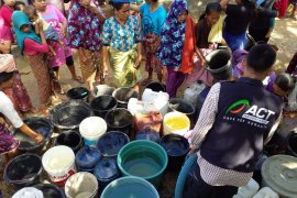 ACT ajak masyarakat ikut mendukung gerakan penyaluran air bersih