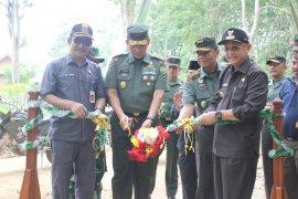 Pangdam II/Sriwijaya tutup TMMD ke-106 Kodim 0420 Sarko