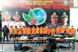 Polisi sita 68 kilogram sabu-sabu jaringan Batam-Lampung-Jakarta