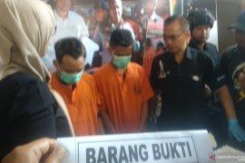 Polisi tangkap dua pemuda pelaku perkosaan di Tulungagung