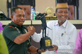 Komandan Korem 133 Gorontalo ajak DPRD berinvestasi dalam pengembangan SDM