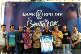 """BPD Yogyakarta promosikan pariwisata Bantul melalui Bantul 10K """"City Run"""""""