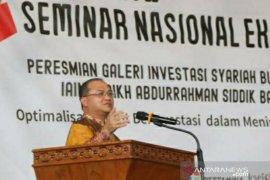 Gubernur Babel tekankan pentingnya pengembangan ekonomi syariah