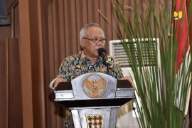 Basuki Hadimuljono: Perintah Presiden pegawai Kemen PUPR jangan korupsi