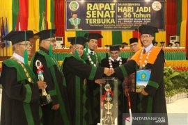 Hari Jadi ke 56, UIN Ar-Raniry berikan sejumlah penghargaan
