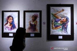 Pameran lukisan Women in Art