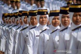 Pelantikan Muda Praja Angkatan XXX