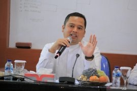 LPSE Kota Tangerang gelar rakor kontrak payung bagi pengadaan barang