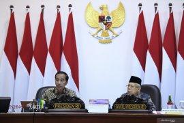 Presiden Jokowi tegaskan aparat hukum jangan dibajak mafia