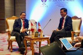 Mendag  ajak tingkatkan perdagangan dengan Singapura