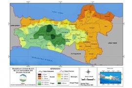 BMKG Jateng waspadai peningkatan intensitas hujan pada November