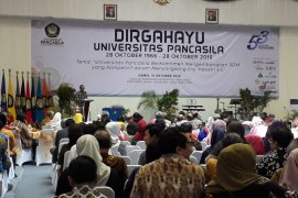 HUT Universitas Pancasila ke-53