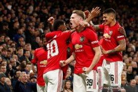 Manchester United hempaskan Chelsea dari Piala Liga Inggris