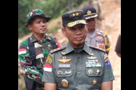 TNI siap bantu pemerintah percepat pembangunan daerah terpencil