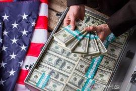 Kurs dolar AS jatuh di tengah kenaikan euro